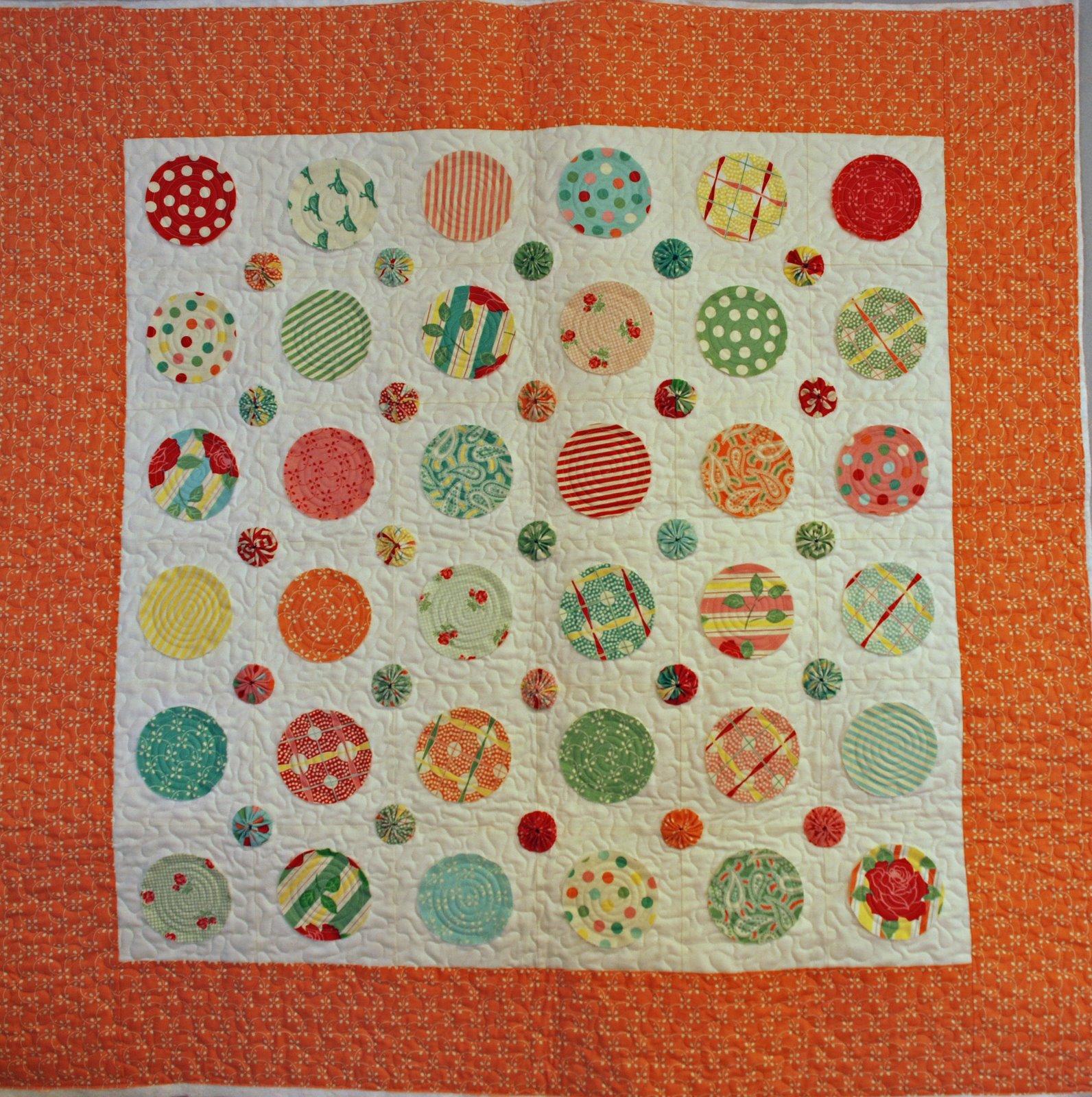 Candy Buttons Quilt Â« Moda Bake Shop : quilt buttons - Adamdwight.com