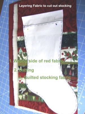 His And Her Scrappy Christmas Stockings Moda Bake Shop Inspiration Quilted Christmas Stocking Pattern