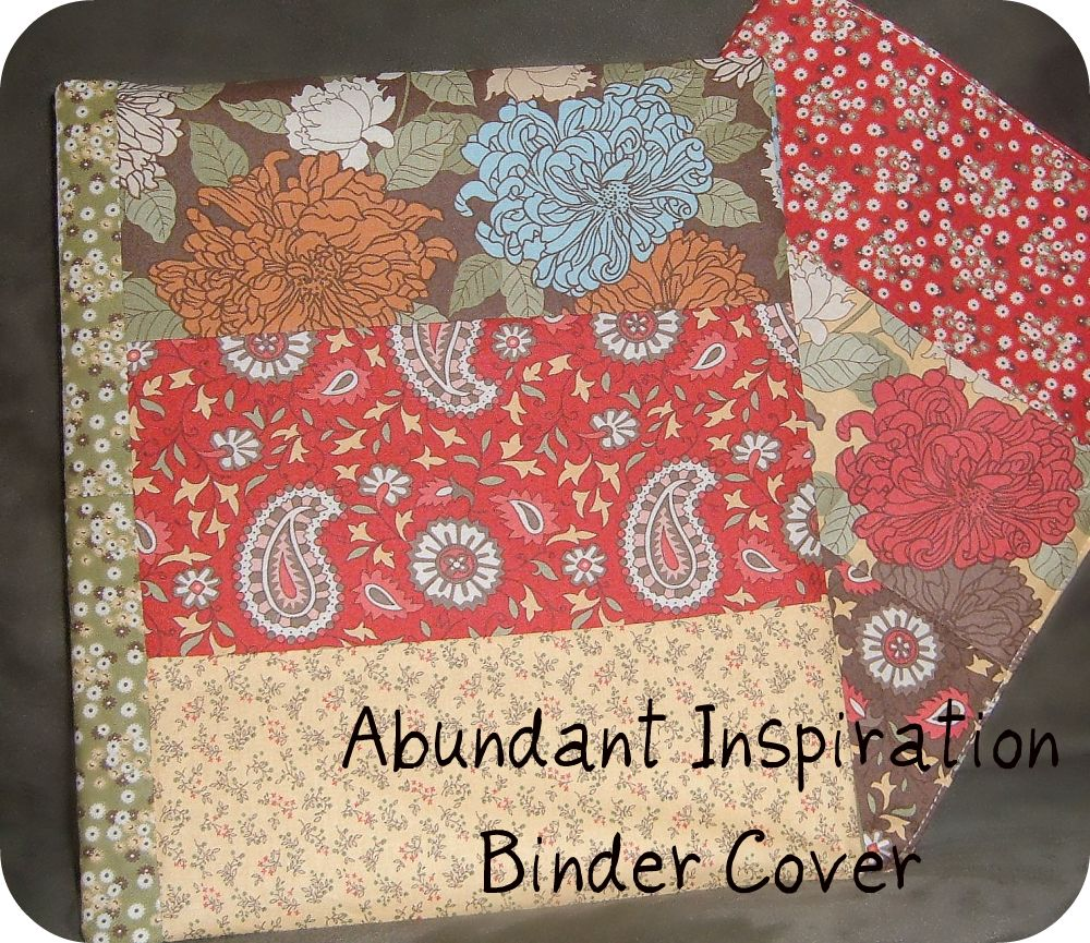 binder cover moda bake shop