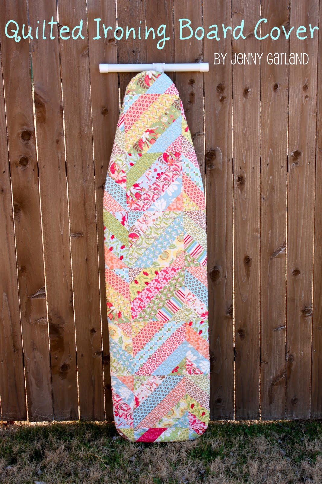 Quilted Ironing Board Cover Â« Moda Bake Shop : quilting ironing board cover - Adamdwight.com