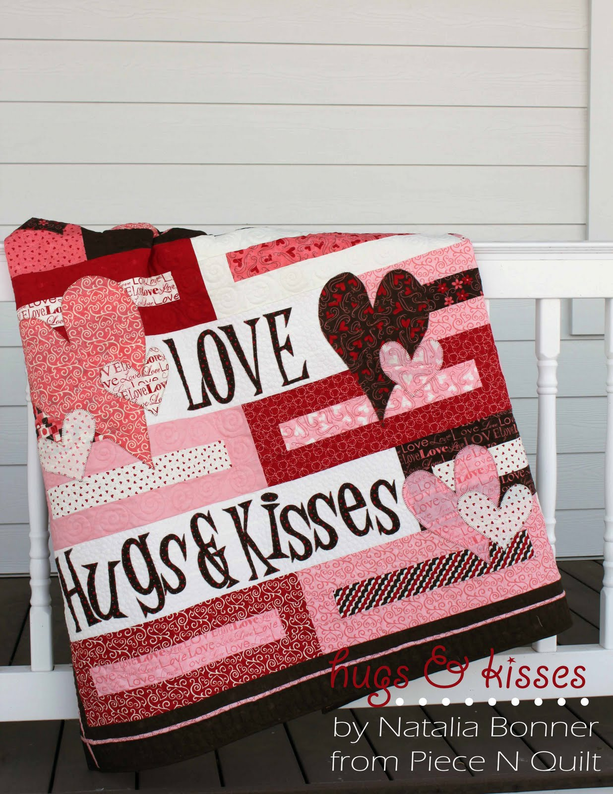 Hugs Kisses Moda Bake Shop