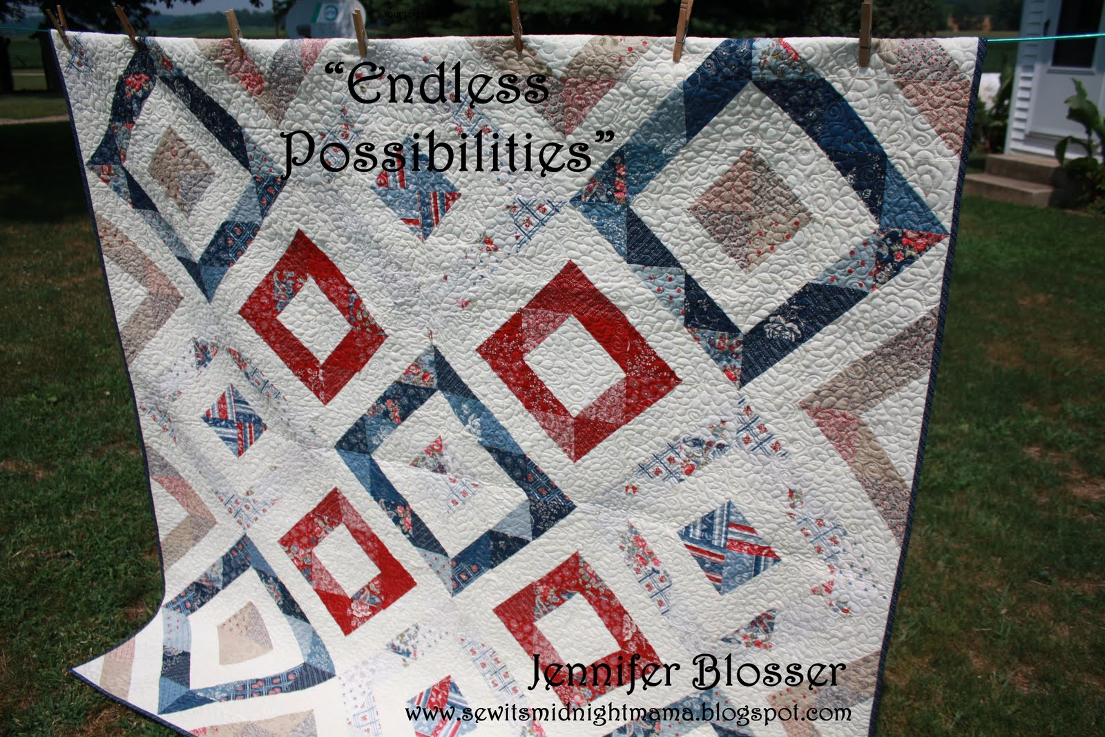 Endless Possibilities Â« Moda Bake Shop : moda quilt shop - Adamdwight.com