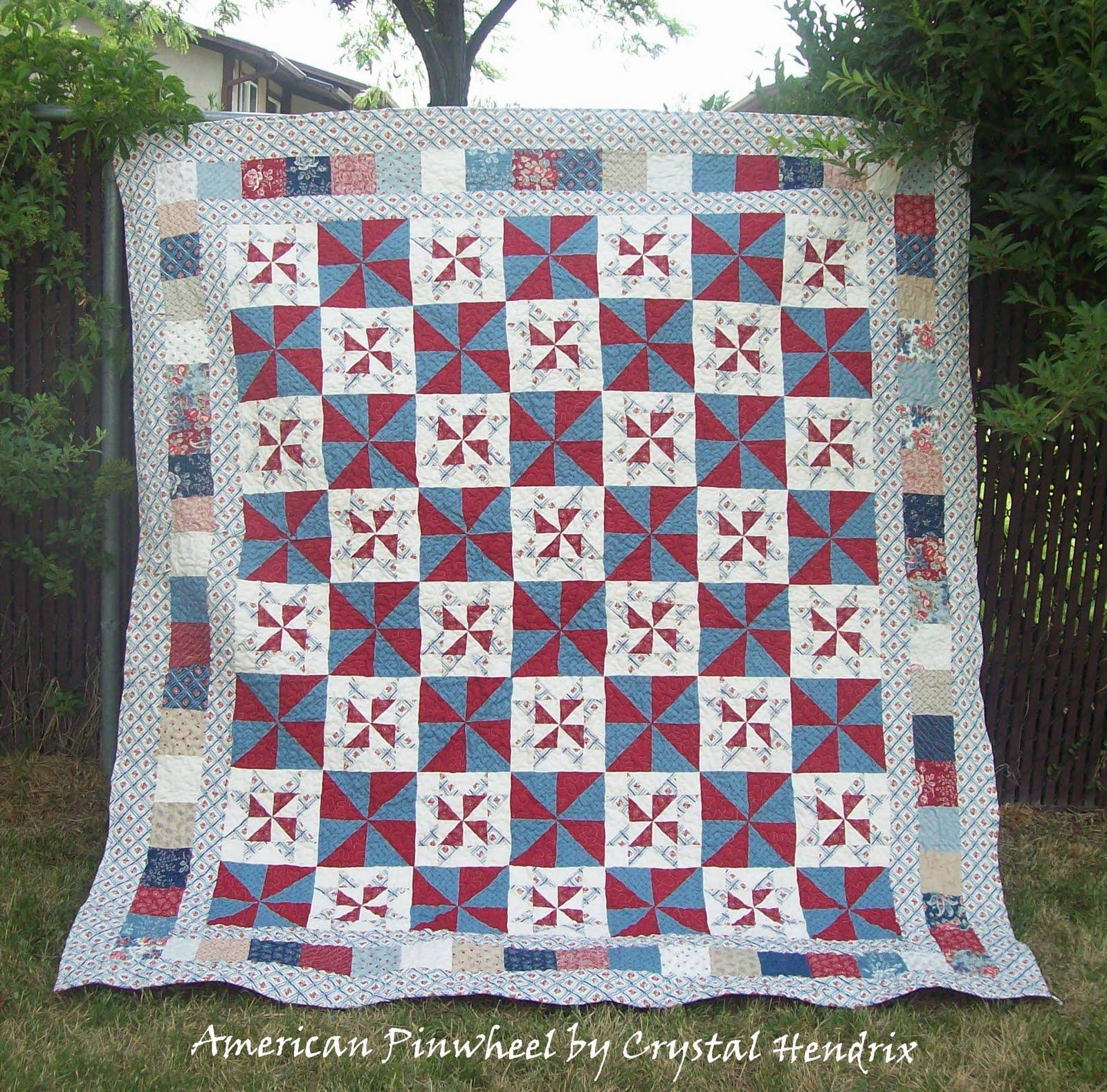 American Pinwheels Â« Moda Bake Shop : pinwheels quilt shop - Adamdwight.com