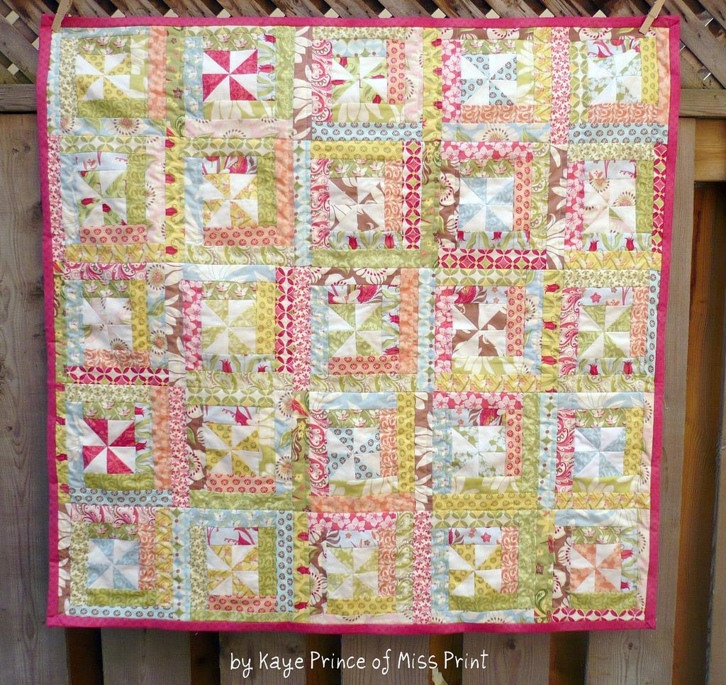 Pinwheels in the House Quilt Â« Moda Bake Shop : pinwheels quilt shop - Adamdwight.com