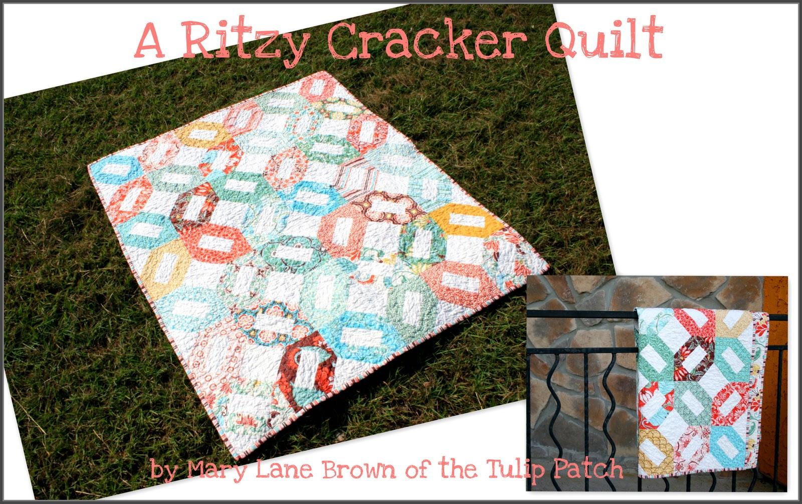 A Ritzy Cracker Quilt Â« Moda Bake Shop : moda quilt shop - Adamdwight.com