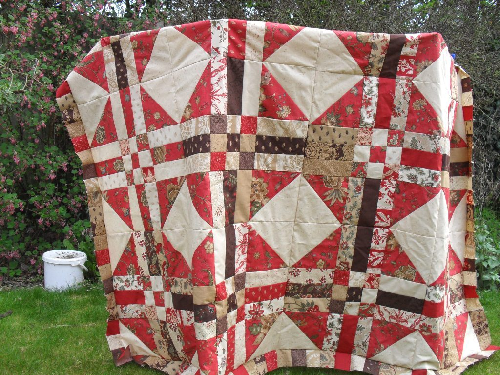 Quilt Patterns Using Moda Jelly Rolls : French General Jelly Roll Quilt Moda Bake Shop
