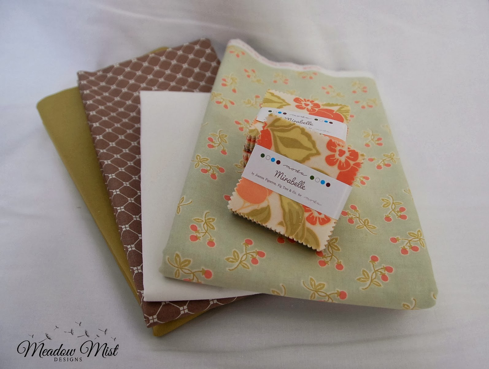 "Moda Mini Charm Pack   ~ Ducks In A Row  ~  American Jane   2.5/"" x 2.5/"""